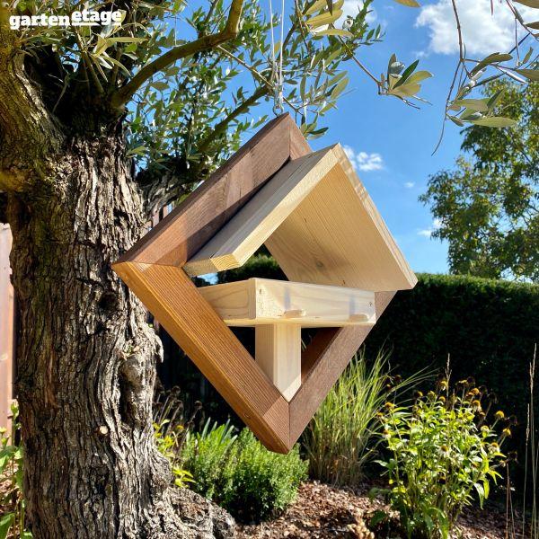 Hängendes Vogelfutterhaus Modern